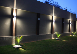 Perimeter Landscape Lighting